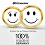 100% made in Germany - gifteringer- 1110135