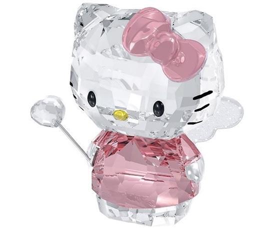 Swarovski figurer. Hello Kitty Fairy-1191890
