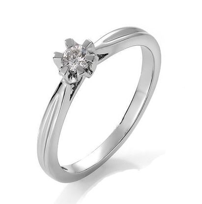 Diamantring Sitara med 0,10 ct W-Si-222110