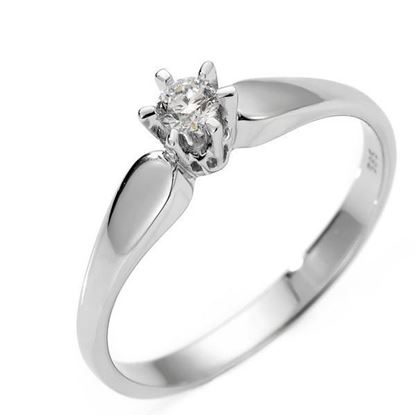 Diamantring Sofia med 0,20 ct W-Si-120720