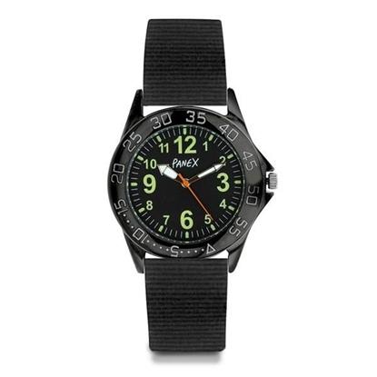 Panex Klokke med nylonrem -977380