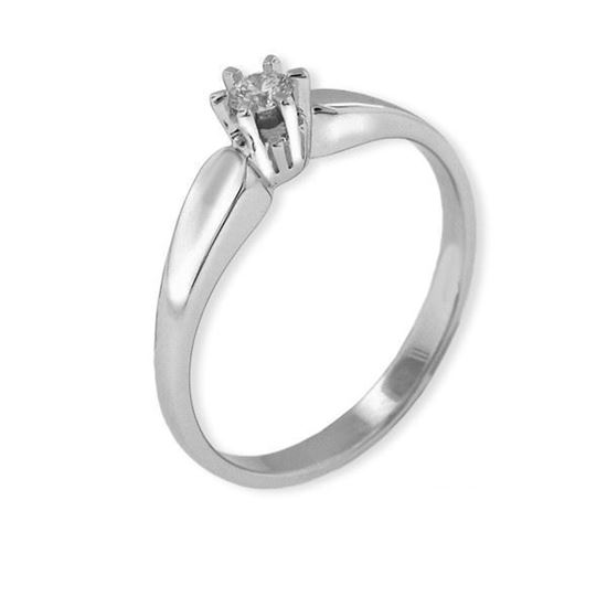 Diamantring Sofia med 0,09 ct W-Si-120709