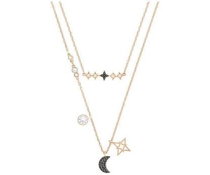 Swarovski smykke Glowing Moon - 5273290