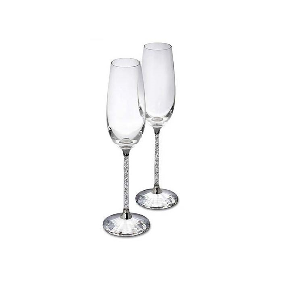 Swarovski. Crystalline Toasting Flutes (Set of 2) - 255678