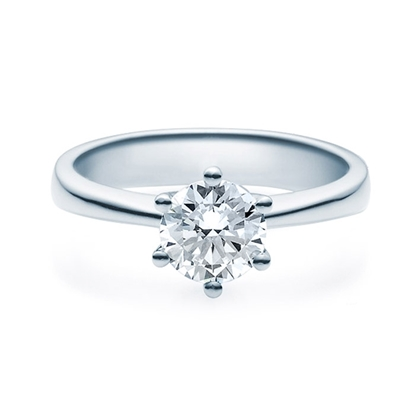 Enstens diamantring Diona Platina med1,00 ct TW-Si.Magic Moments -18001100pt