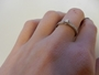 Diamantring i hvitt gull med 0,26 ct W-Si-10021581