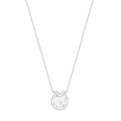 Swarovski smykke Bella V, Rhodium plating - 5370193