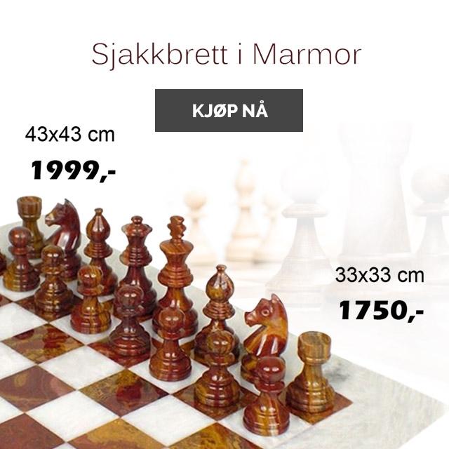 sjakk i marmor