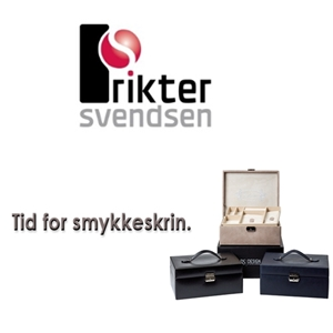Bilde for produsentenRikter Svendsen