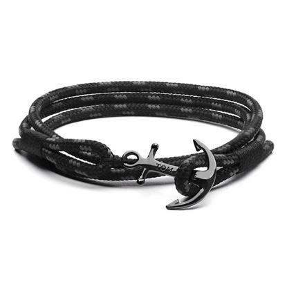 Tom Hope armbånd i forgylt sølv - TM013