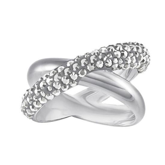 SWAROVSKI RING Crystaldust Cross - 5372886