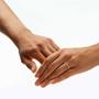illustrasjon med hånd av gifteringer -2302525