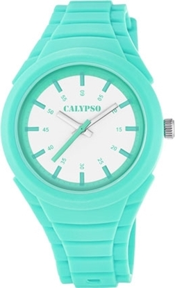 Calypso barneur ungdomsur turkis - K5724-1