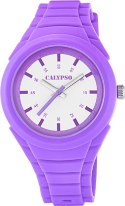 Calypso barneur ungdomsur lilla - K5724-4