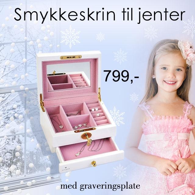 smykkeskrin til barn