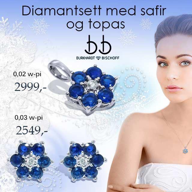 diamantsmykker