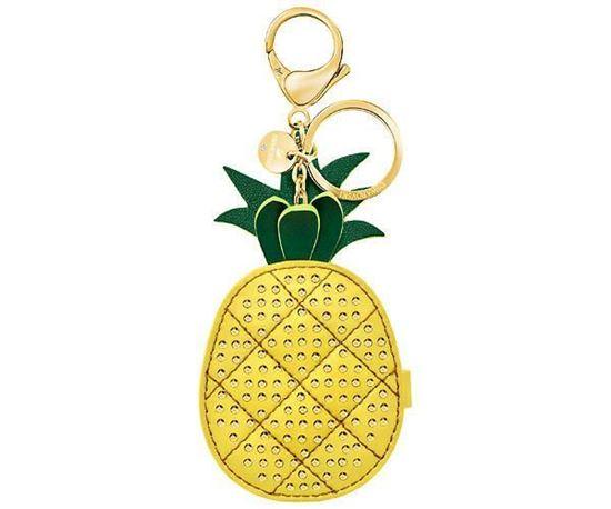 Swarovski nøkkelring Lime Bag Charm - 5380319