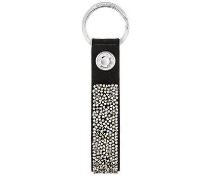 Swarovski nøkkelring Glam Rock Black - 5174947