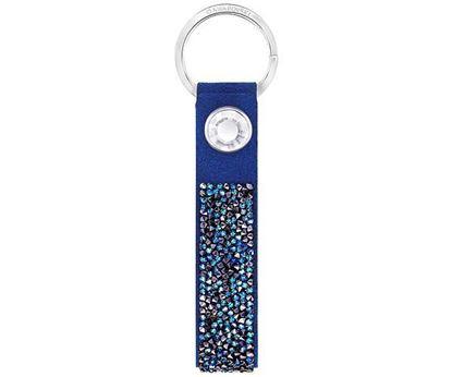 Swarovski nøkkelring Glam, Blue - 5352913