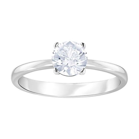 SWAROVSKI RING Attract Round - 5412023
