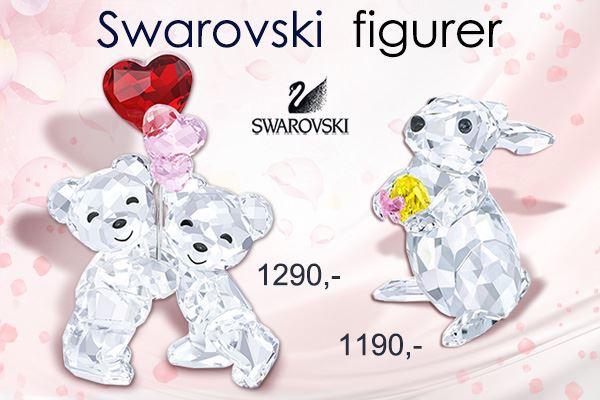 swarivski figurer