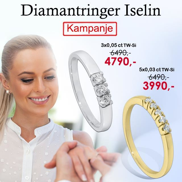 diamantserie iselin