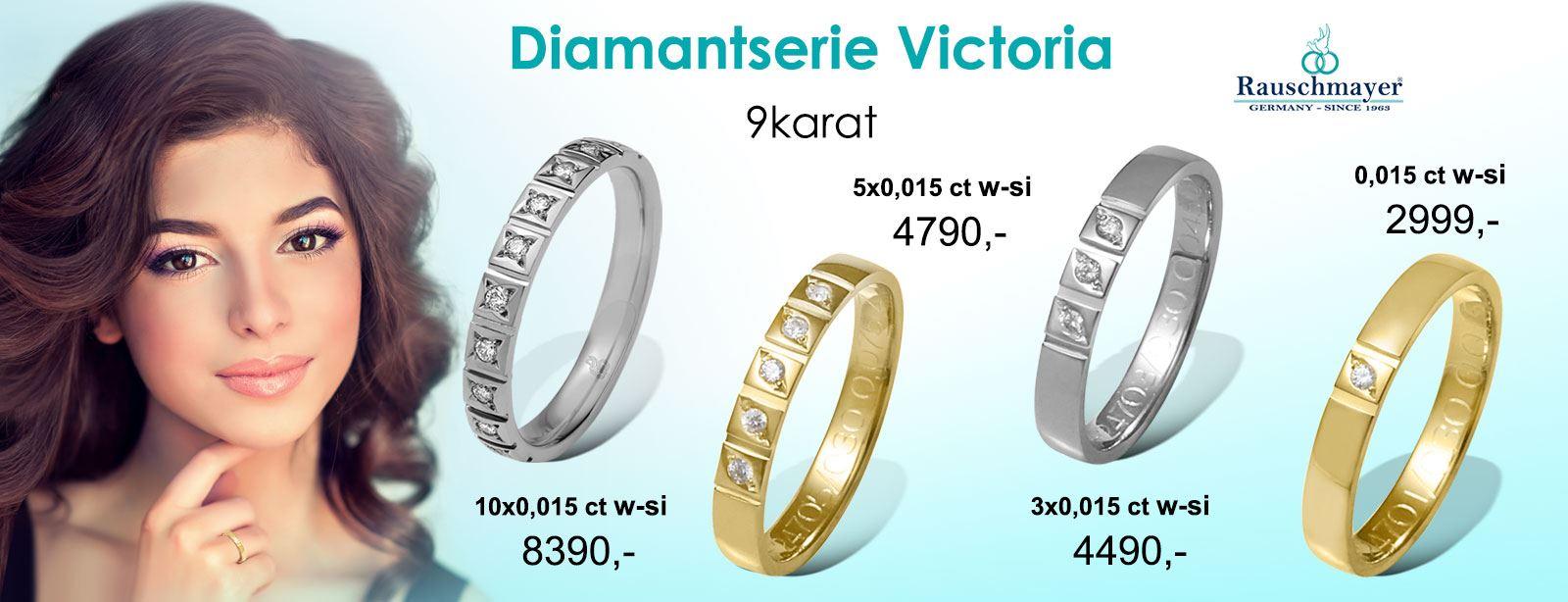 Diamantserie Victoria