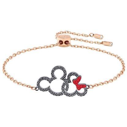 Swarovski armbånd. Mickey&Minnie - 5435138