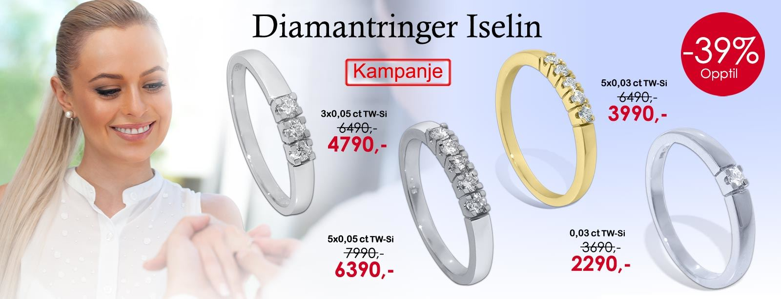 diamantserie iselin