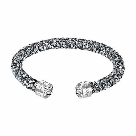 Swarovski armbånd. Crystaldust Cuff, M - 5250071