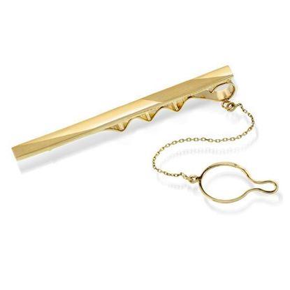 Slipsnål i gull. Alexander - 972311