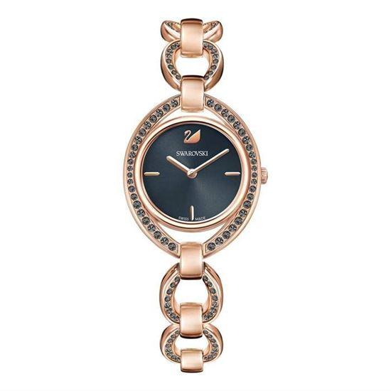 Swarovski klokke Stella, Metal bracelet - 5376806