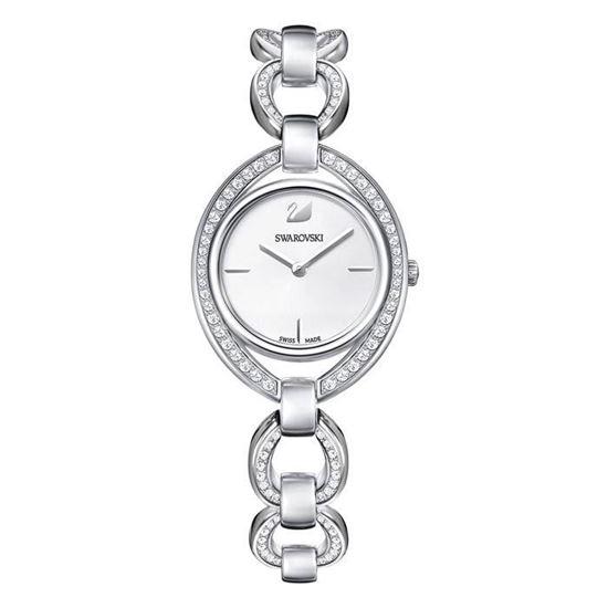 Swarovski klokke Stella, Metal bracelet - 5376815