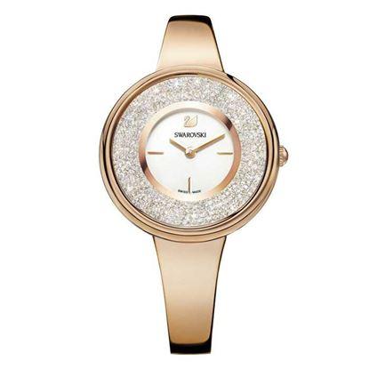 Swarovski klokke Crystalline Pure Rose -5269250