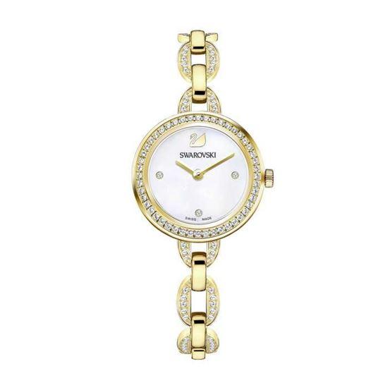 Swarovski klokke Aila Mini, Metal bracelet - 5253335