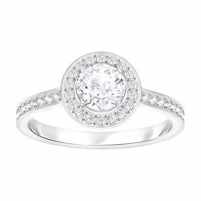 SWAROVSKI RING Attract Light Round - 5368545