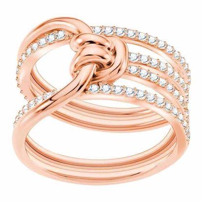 Swarovski ring Lifelong Wide - 5369797