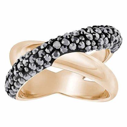 Swarovski ring Crystaldust Cross - 5348407