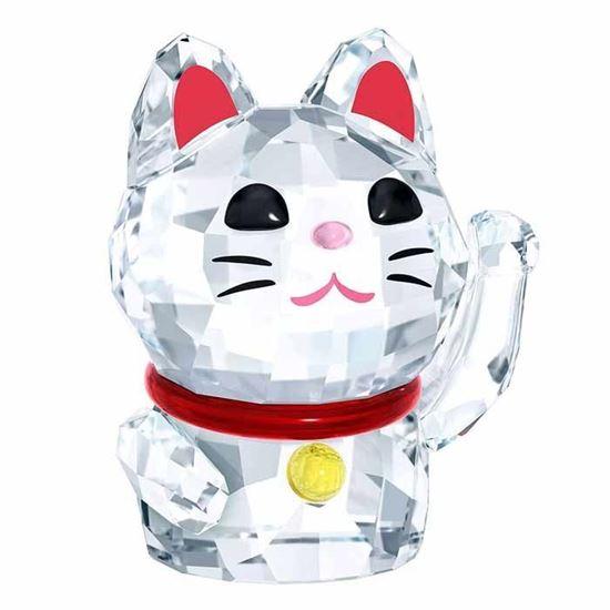 Swarovski figurer. Lucky Cat - 5301582