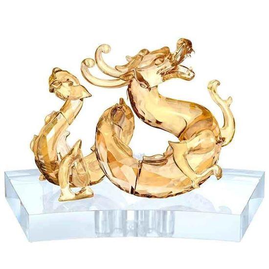 Swarovski figurer. Chinese Zodiac - Dragon - 5301557