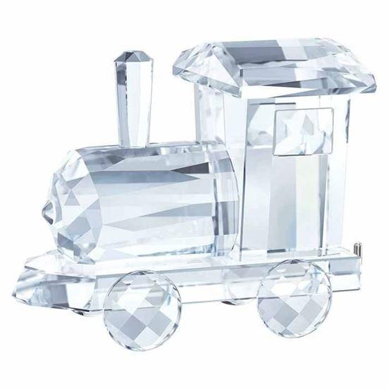 Swarovski figurer. Locomotive - 5364562
