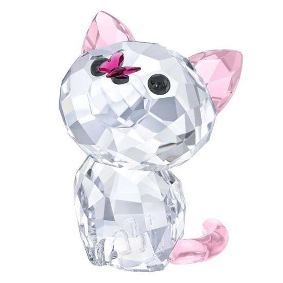 Swarovski figurer. Kitten - Millie the American Shorthair - 5223597