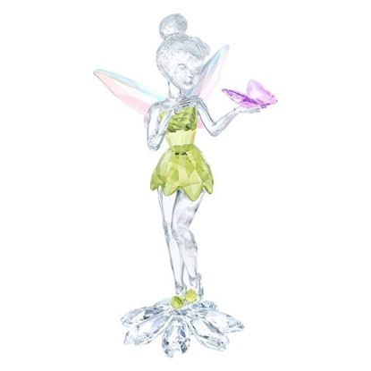 Swarovski figurer Tinker Bell with Butterfly - 5282930