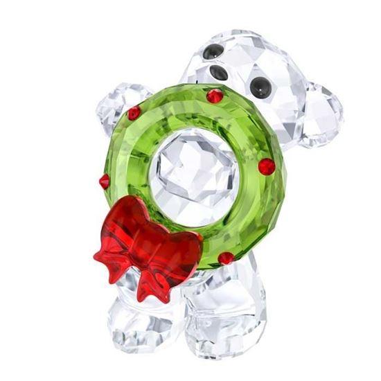 Swarovski figurer. Kris Bear - Christmas, 2017- 5286159