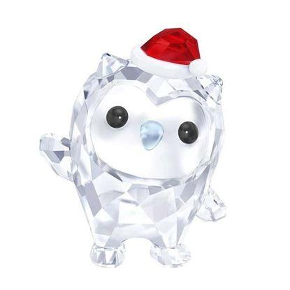 Swarovski figurer. LIMITED EDITION Hoot - Happy Holidays, 2017- 5286202