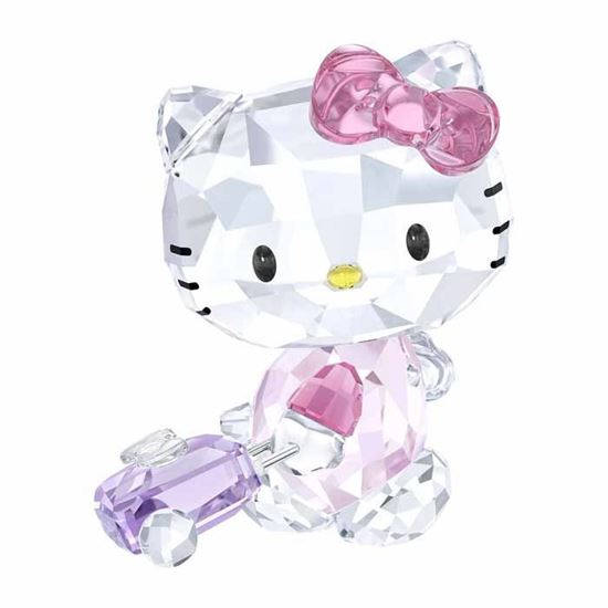 Swarovski figurer. Hello Kitty Traveller - 5279082