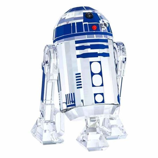 Swarovski figurer. Disney - Star Wars R2-D2- 5301533