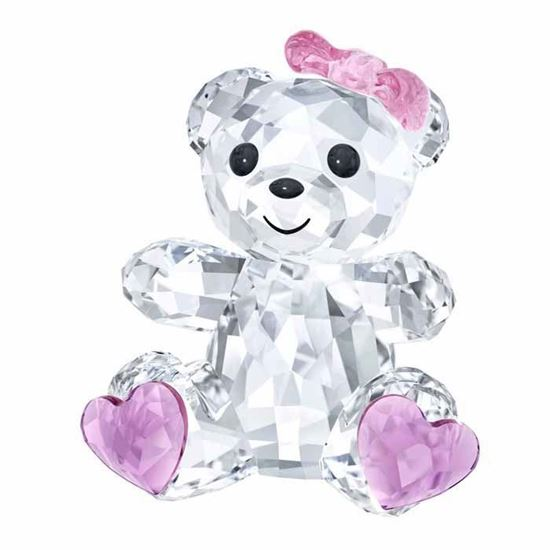 Swarovski figurer. Kris Bear - Sweetheart - 5301571