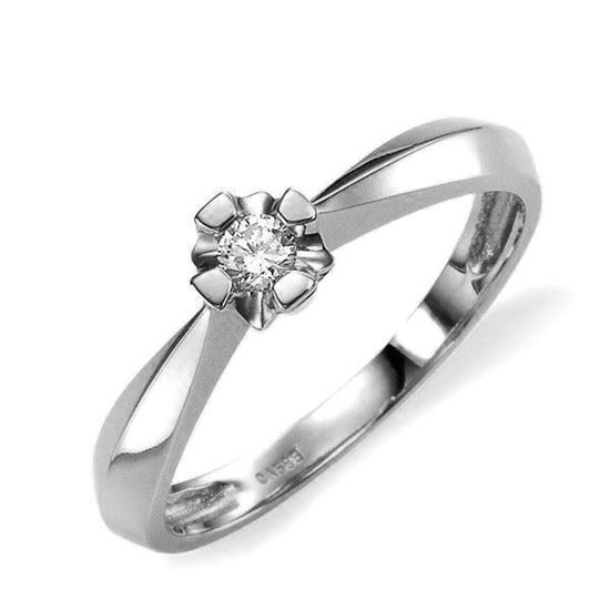 Diamantring Evita med 0,05 ct W-Si-501050