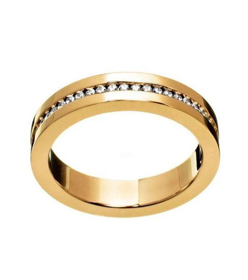 EDBLAD ring. Josefin Gold - 2173114